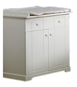 Schardt Changing Table Felice (White) by Schardt