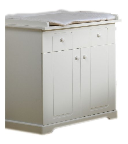 Schardt Changing Table Felice (White)