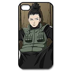 Diy Case Nara shikamaru Iphone 4/4S Case Hard Case Fits Sprint, T-mobile, AT&T and Verizon IPhone 4s Case 101956