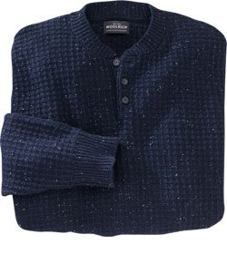 Woolrich Men's Delmont Henley - Buy Woolrich Men's Delmont Henley - Purchase Woolrich Men's Delmont Henley (Woolrich, Woolrich Sweaters, Woolrich Mens Sweaters, Apparel, Departments, Men, Sweaters, Mens Sweaters)