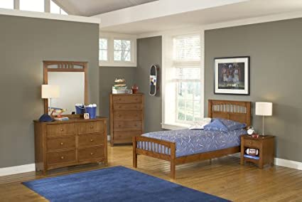 Hillsdale Furniture 1577BTWR4PC Taylor Falls Kids Bedroom Set,