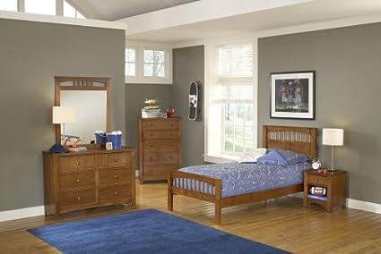 Hillsdale Furniture 1577BTWR4PC Taylor Falls Kids Bedroom Set,