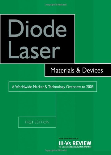 Diode Laser Materials & Devices - A Worldwide Market & Technology Overview To 2005