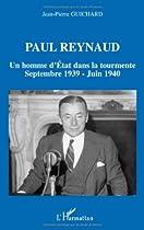Paul Reynaud : Un homme d'Etat dans la tourmente Septembre 1939-Juin 1940  La bataille de Dunkerque | Opération Dynamo 41IIDDuGbkL