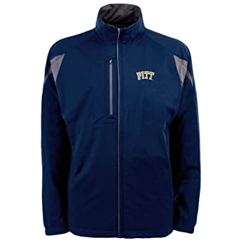 NCAA Pittsburgh Panthers Highland Jacket Mens by Antigua