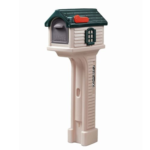 Special Price Step2 5a2000 Mailmaster Villager Mailbox