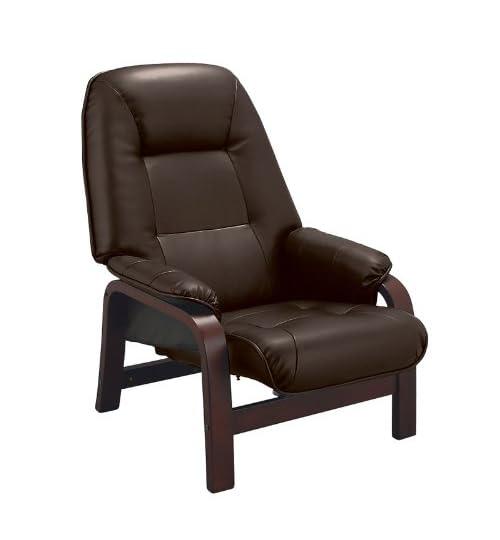 ミヤタケ(宮武製作所) デラックス高座椅子 ダークブラウン YS-1797