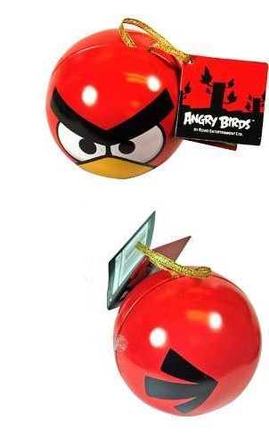 Angry Bird Mini Puzzle in Round Tin by Unknown