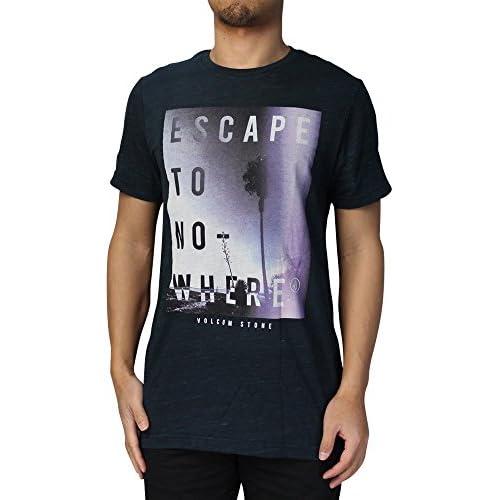 VOLCOM (ボルコム/ヴォルコム) Nowhere At All SS Tee 半袖Tシャツ 【M HBK】 [並行輸入品]