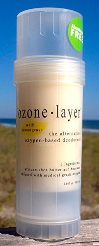 Ozone Layer Deodorant with Lavender Essential Oil - The All Natural Oxygen Based Deodorant