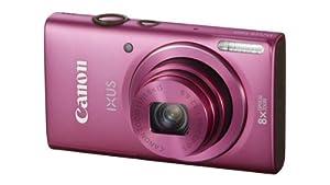 """Canon Ixus 140 Appareil photo numérique compact 16 Mpix Écran LCD 3"""" Zoom optique 8X Rose"""