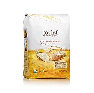 Amazon.com : Jovial Einkorn Flour 10lb Bag 100% Organic