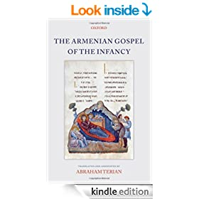 The Armenian Gospel of the Infancy: with three early versions of the Protevangelium of James