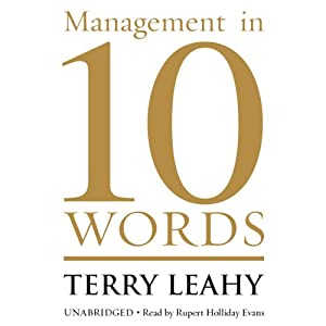 Management in 10 Words | [Terry Leahy]