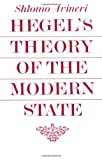 img - for Hegel's Theory of the Modern State (Cambridge Studies in the History and Theory of Politics) book / textbook / text book