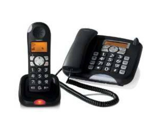 Topcom TE-4901 Cordless DECT Telephone images