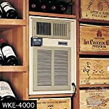 Breezaire WKE-6000 Wine Cellar Cooling Unit -Max Room Size = 1500 cu ft