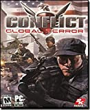 2K Games Conflict Global Terror for Windows for Age - Adults (Catalog Category: PC Games / War Games )