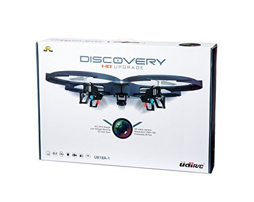 Discovery Drone with Camera