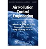 img - for { [ AIR POLLUTION CONTROL ENGINEERING (2004) (HANDBOOK OF ENVIRONMENTAL ENGINEERING #1) ] } Pereira, Norman C ( AUTHOR ) Jul-02-2004 Hardcover book / textbook / text book