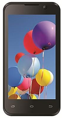 Intex Aqua Y3 Smart Mobile Phone - (Black-Blue)
