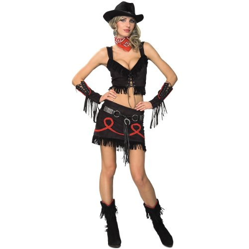 Cowgirl Costume - X-Small - Dress Size 2-6