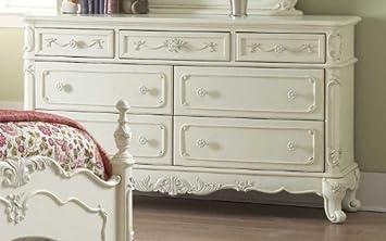 Cinderella Dresser By Homelegance