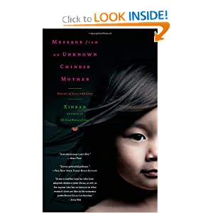 Download Message from an Unknown Chinese Mother: Stories of Loss and Love ebook