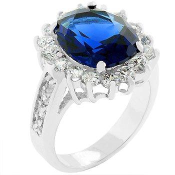 ISADY Paris Ladies Ring cz diamond ring Kate Middleton10