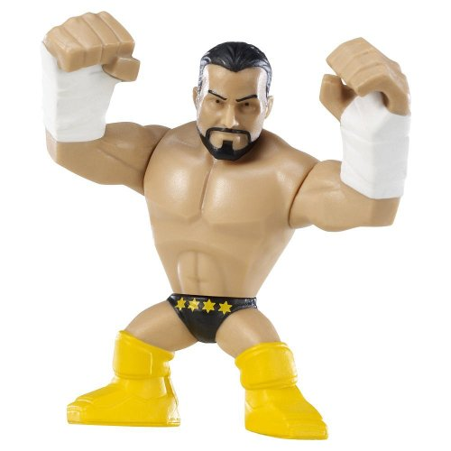 Rey Mysterio WWE Rumblers Rampage Action Mini Figure - 1