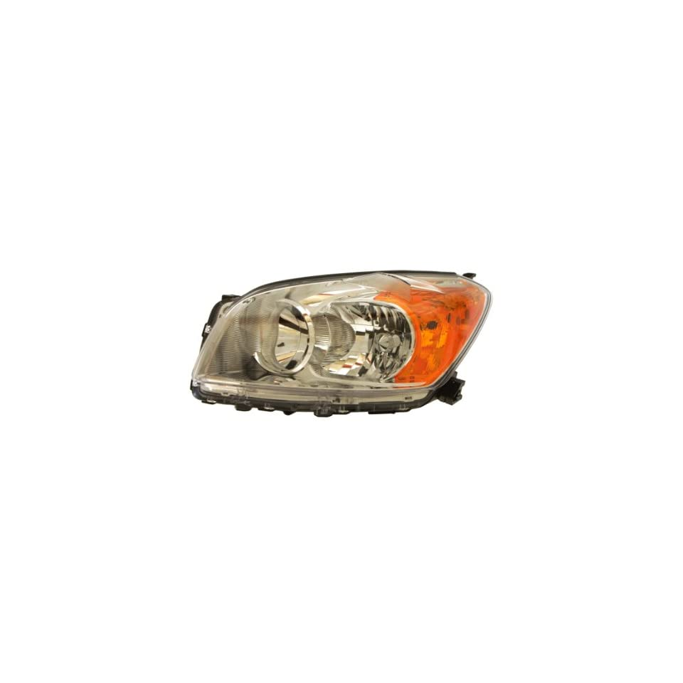 Genuine Toyota Parts 81170 42470 Driver Side Headlight Assembly Composite