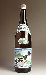 村尾酒造 薩摩茶屋25度1800ml