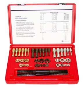 40 Piece Master Rethreader Kit