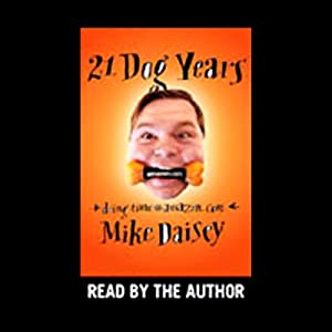 21 Dog Years Audiobook