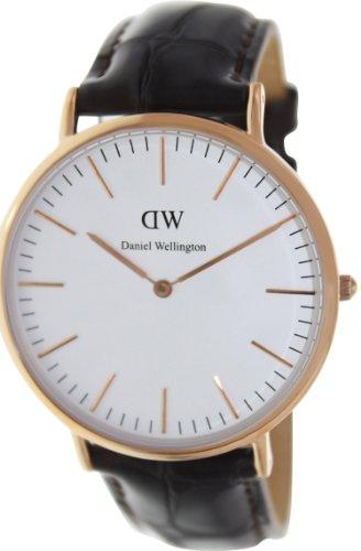 Daniel Wellington 0111DW - Reloj para hombres