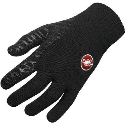 Buy Low Price Castelli 2012/13 Wool Knit Full Finger Cycling Gloves – K11702 (B005K3XJZ0)