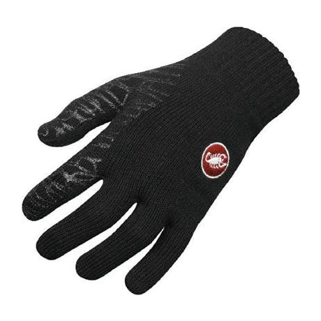 Castelli 2012/13 Wool Knit Full Finger Cycling Gloves - K11702