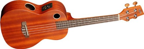 Lanikai Grand: Riptide EUT-5NS Acoustic/Electric Mahogany Tenor Ukulele