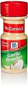 McCormick Garlic Powder, 3.12 Oz