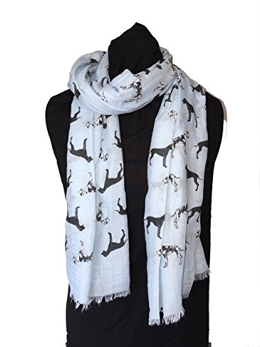 pamper-yourself-now-womens-great-dane-dog-long-scarf-180cm-x-70cm-blue