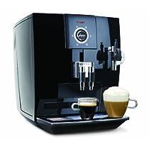 Jura-Capresso 13548 Impressa J6 Automatic Coffee and Espresso Center Piano Black