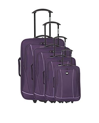 Bag Stone Set 3 Trolley Semirigido
