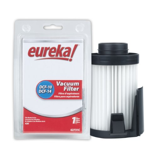 Genuine Eureka DCF-10 / DCF-14 Filter 62731 - 1 filter (Eureka Vacuum Filter Dcf 10 14 compare prices)