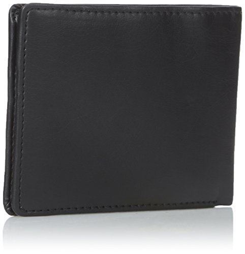DC Men's Pre Mix Wallet, Black, One Size