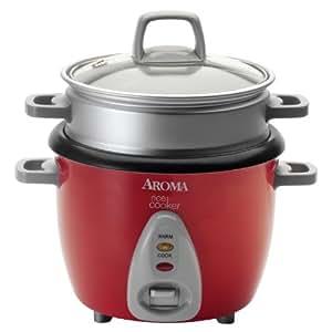Amazon.com: Aroma Housewares ARC-733-1NGR 6-Cup Rice