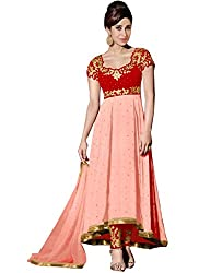 Salwar Suit By Kmozi (Pink)