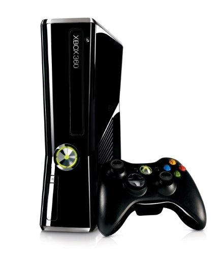 Xbox 360 - Konsole Slim 250 GB (glossy)