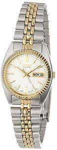 Seiko Women's SWZ054 Dress Two-Tone Watch
