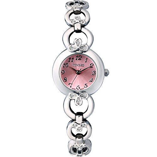time-w50053l03a-orologio-da-polso-da-donna-cinturino-in-metallo-colore-grigio