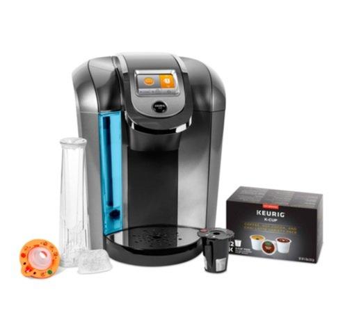 Keurig K525C Single Serve Coffee Maker, 12 K-Cup Pods and My K-Cup 2.0 (Keurig Single Cup Coffee Filter compare prices)